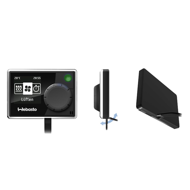 webasto standheizung digitale vorwahluhr multicontrol car. Black Bedroom Furniture Sets. Home Design Ideas
