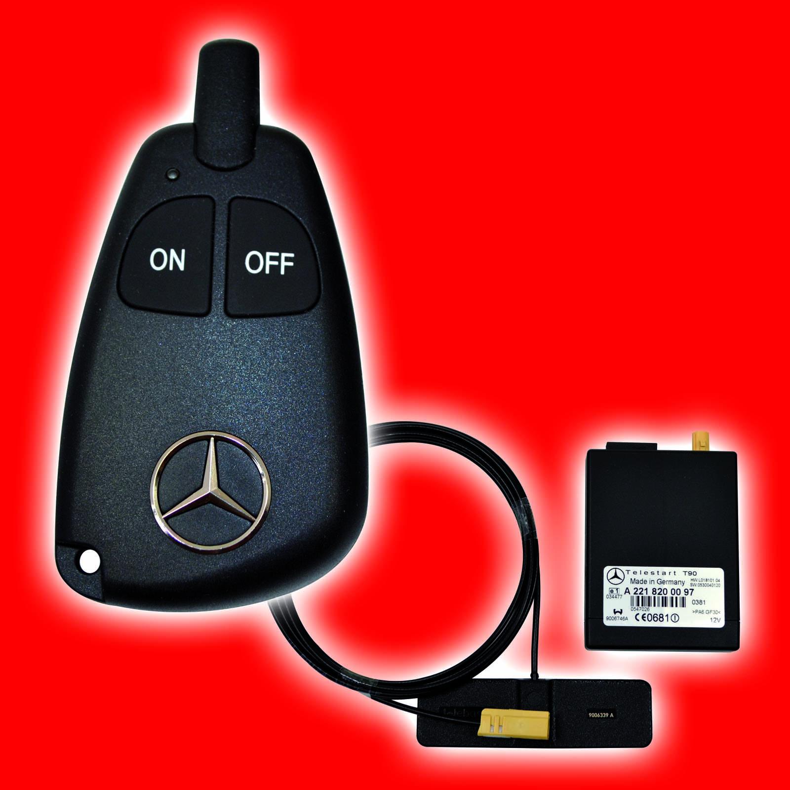 Webasto Standheizung Mercedes E Klasse