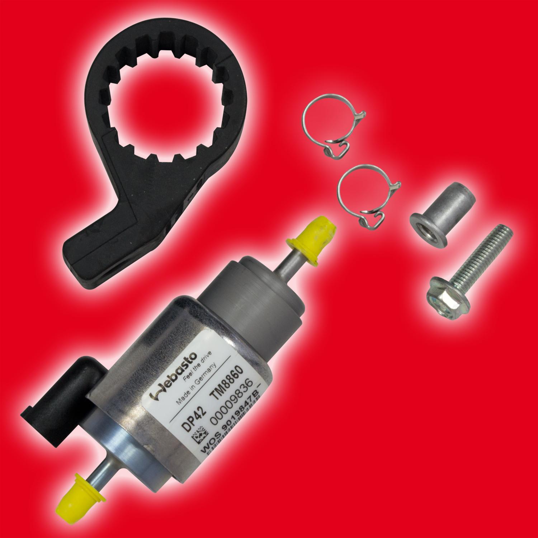 webasto dosing pump dp42 fuel pump 9019847b block heater. Black Bedroom Furniture Sets. Home Design Ideas