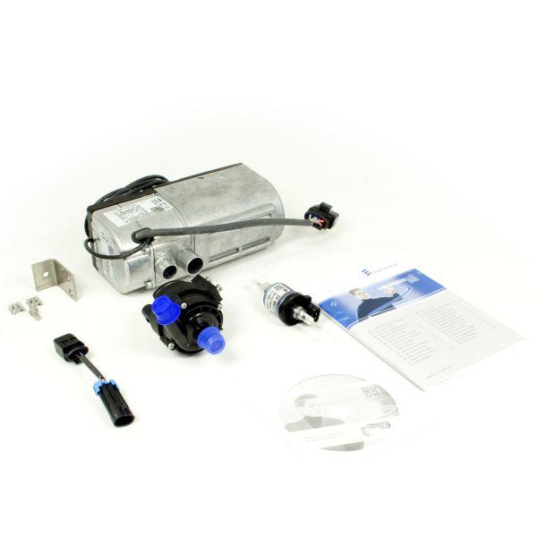 Standheizung Benzin HYDRONIC B4W S inkl. Einbaukit AUDI A4 Avant 1.8 TFSI Bj.04/08-12/15