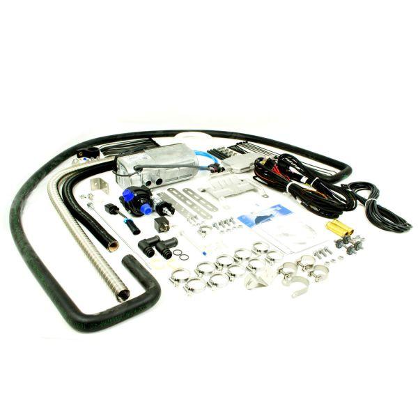 Standheizung Hydronic 1 D5WS Diesel 12V/5kW inkl. Einbausatz