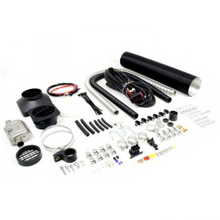 Standard Einbausatz Airtronic D3/B4/D4/D4 Plus D=90mm