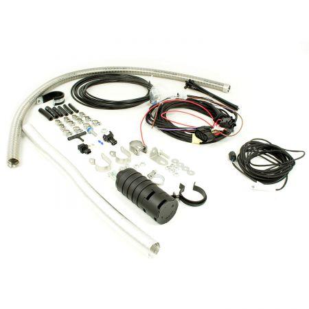 Standard Einbausatz Air Top Evo 40 / 55 Benzin / Diesel 12V / 24V