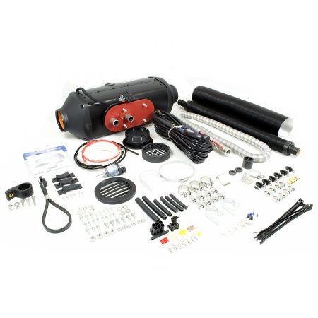 Standheizung Airtronic D5 Diesel 12V/5,5kW inkl. Einbausatz D=90mm