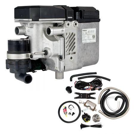 Standheizung Thermo Top E Diesel 12V/4,2kW Einbausatz