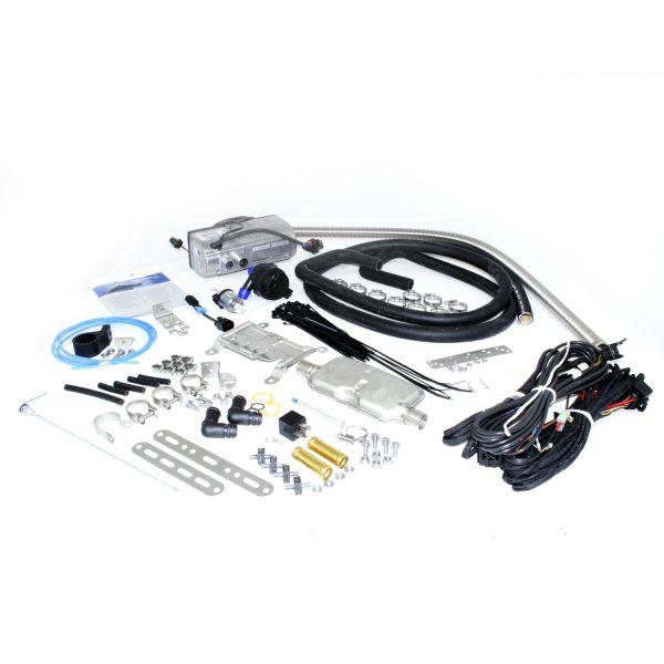 Standheizung Hydronic 1 B5WS Benzin 12V/5kW inkl. Einbausatz