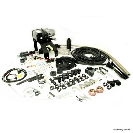 Thermo Top Evo 5 Benzin inkl. Einbaukit FORD FOCUS III Turnier 1.6 Ti