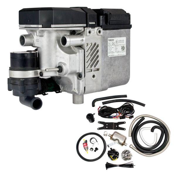 Standheizung Thermo Top E Benzin 12V/4,2kW Einbausatz