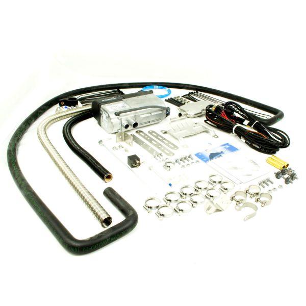 Standheizung Hydronic 1 D4WSC Diesel 12V/4,3kW inkl. Einbausatz