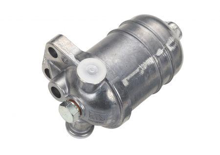 Brennstofffilter mit auswechselbarem Filter