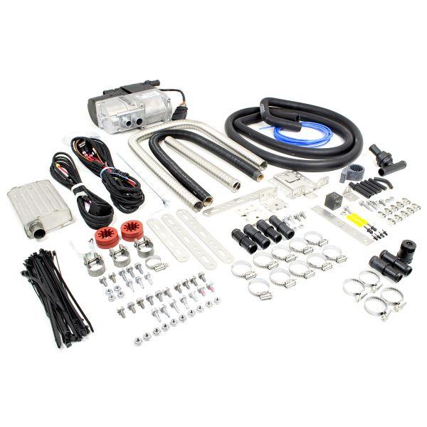 Standheizung Hydronic 2 Comfort D5SC Diesel 12V/5,2kW inkl. Einbausatz
