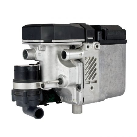 Bootsheizung Thermo Top C Diesel 12V/5,2kW Einbausatz Vorwahluhr