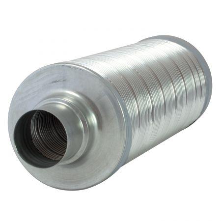 Heizluftschalldämpfer D 60mm