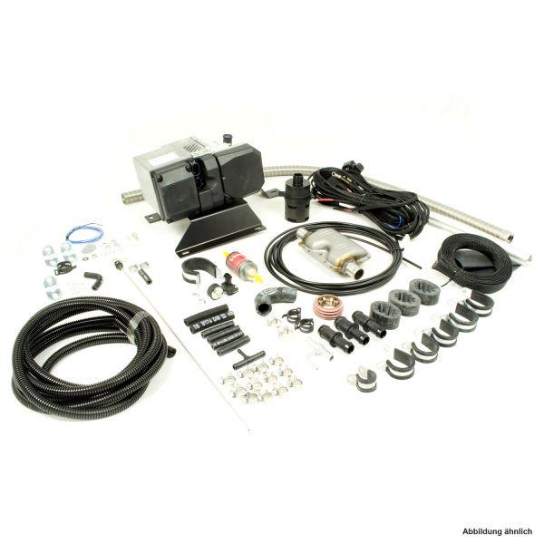 Standheizung Thermo Top C Diesel inkl. Einbaukit FORD TRANSIT Pritsche/Fahrgestell 2.4 TDCi RWD Bj.0