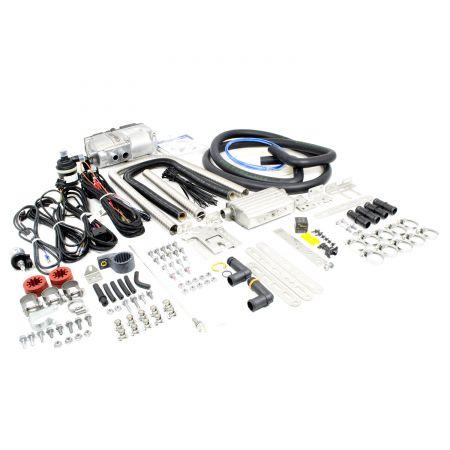 Standheizung Hydronic 2 Economy D4S Diesel 12V/4,3kW inkl. Einbausatz
