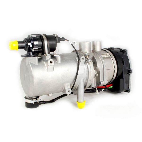 Standheizung Thermo Pro 90 Diesel 12V/9,1kW mit Höhenanpasssung