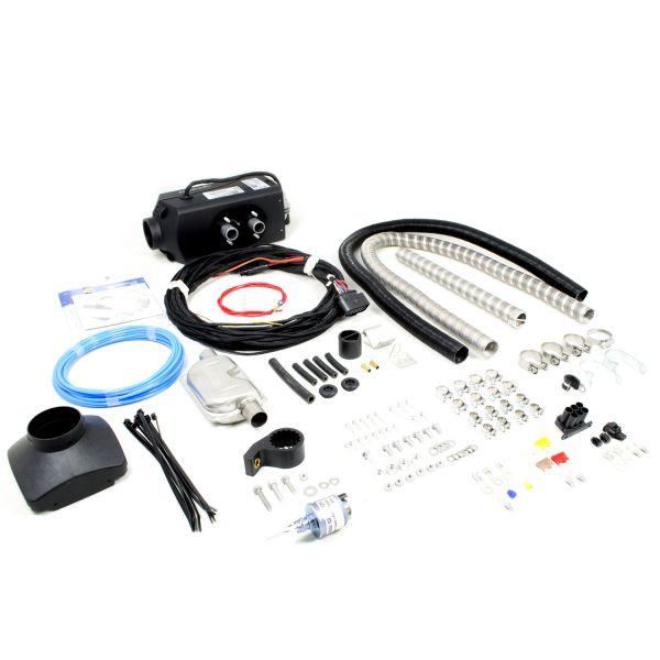 Standheizung Airtronic M2 Recreational D4R Diesel 12V/4kW inkl. Einbausatz D=90mm